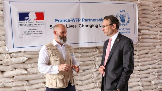 France contributes € 500,000 as maltrunition worsens in South Sudan (1 April (...)