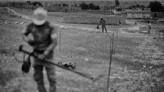 Anti-personnel mines: an ongoing struggle