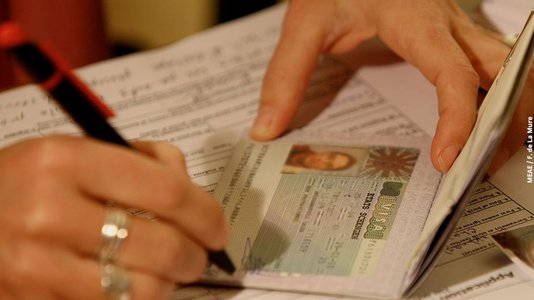 Applying for a French visa in South Sudan